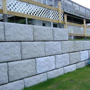 Terra-Crete Retaining Walls