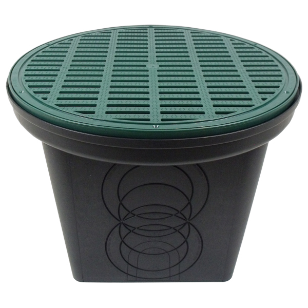 (MAIN) 20inch D-Box with Grate